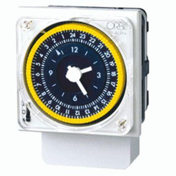 Imagen de Interruptor horario s/reserva ALPHA D ORBIS