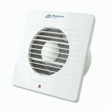 Imagen de Extractor de aire p/baño 150 mm