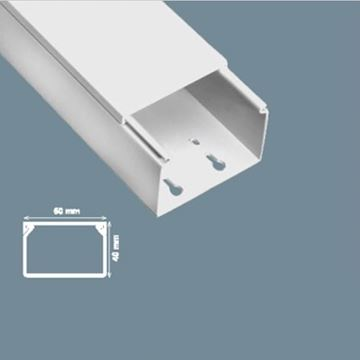 Imagen de Ducto 60x40mm ( x 2 m) (MU0045)