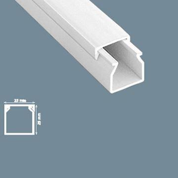 Imagen de Ducto 25x25mm ( x 2 m) (MU0027)