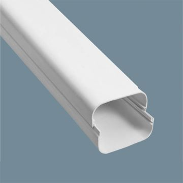 Imagen de Ducto p/aire acond. 75x60mm ( x 2 m) (MU0160)