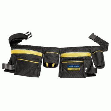 Imagen de Cinturón porta herramientas doble TRAMONTINA