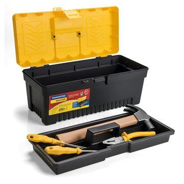 Imagen de Caja p/herramientas 17'' broche plástico TRAMONTINA