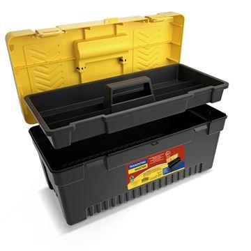 Imagen de Caja p/herramientas 20'' broche plástico TRAMONTINA