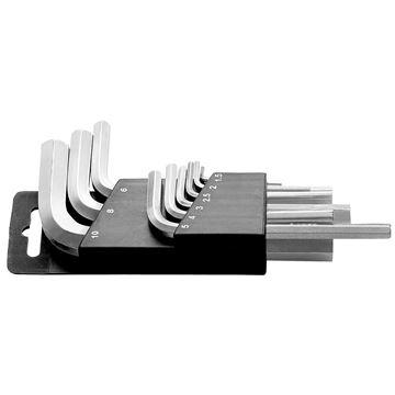 Imagen de Juego llaves hexagonales 9 piezas TRAMONTINA