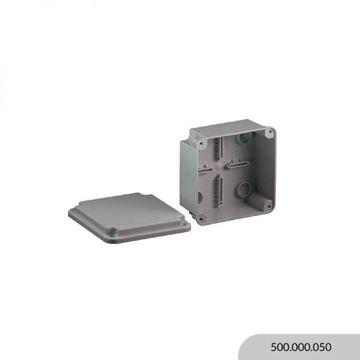 Imagen de Caja estanco exterior 100x110x50mm FIRENZE MOLVENO