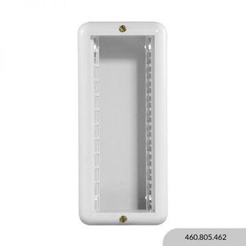 Imagen de Caja exterior blanca 6 módulos REGGIO